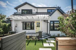 exterior details of a home